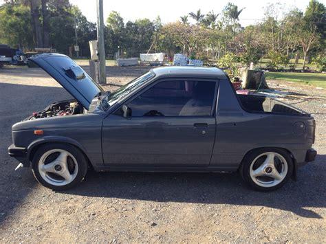 Suzuki Mighty Boy 1987 Suzuki Mighty Boy Car Sales Qld Brisbane 2532387