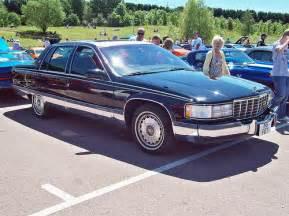 96 Cadillac Brougham 16 Cadillac Fleetwood Brougham 1996 Flickr Photo
