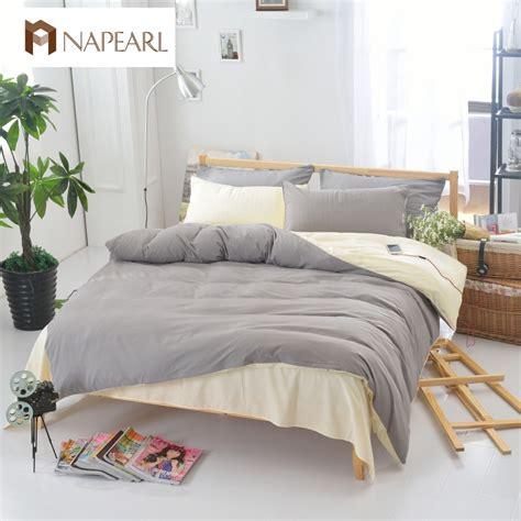 Bed Sheet Comforter Sets Duvet Cover Quilt Cover Set Bedding Sets Modern Design Bed Sheet Nordic Flat Sheet Solid Color