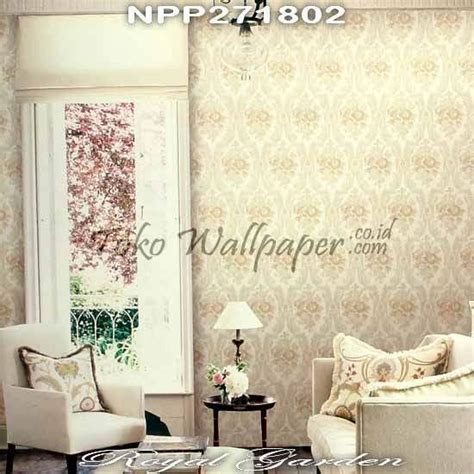 Wallpaper Dinding Sale 70126 royal garden wallpaper toko wallpaper jual wallpaper dinding jual wallpaper
