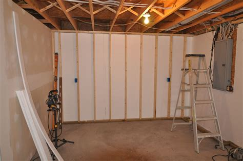 diy basement wall and basement wall finishing diy basement