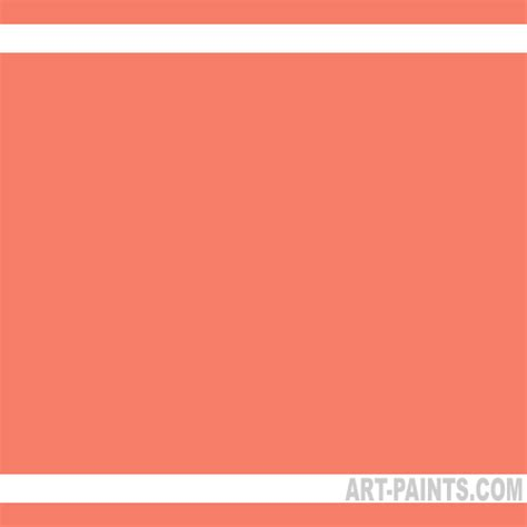 bright coral sosoft fabric acrylic paints dss84 bright coral paint bright coral color