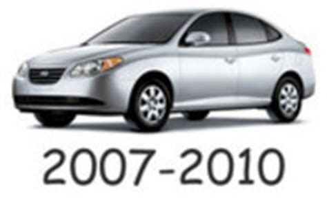 hyundai elantra 2007 2008 2009 2010 oem workshop service repair manual