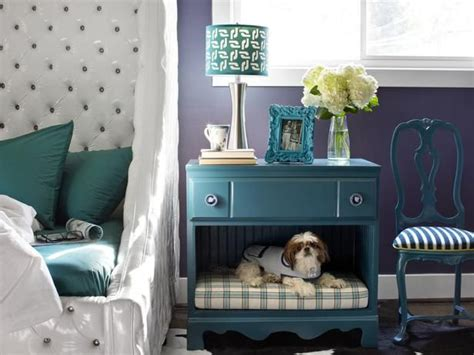 dog bed nightstand how to turn a dresser into a pet bed and nightstand