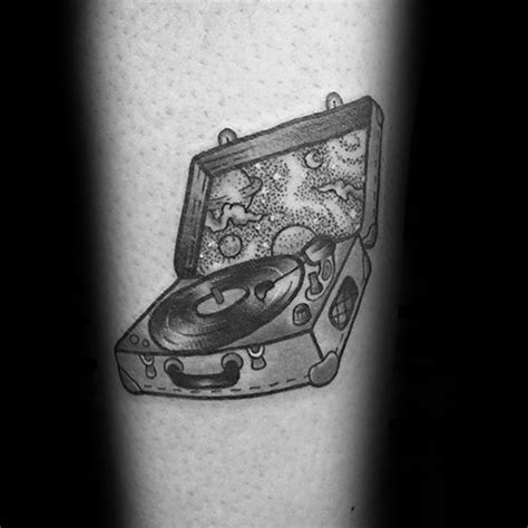 suitcase tattoo designs 50 vinyl record designs for ink
