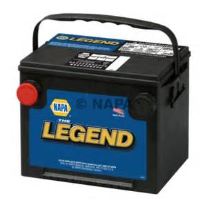 Car Battery Price Napa Battery Napa Legend 75 Month 12 Volts 70 540 Cca