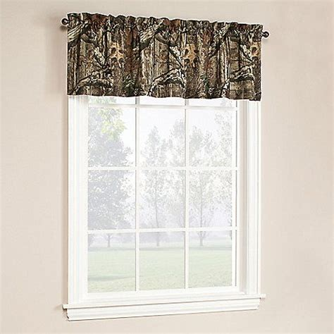 mossy oak window curtains 54 best images about window treatments on pinterest