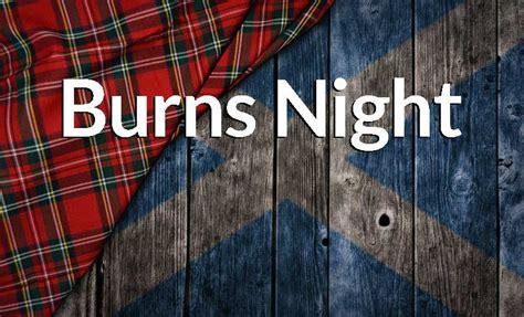 burns night guide the history of the burns supper burns night almondsbury life