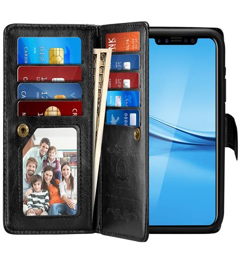 Apple Original Iphone X Leather Folio Casing Black Bnib top 10 best iphone wallet cases in 2018 reviews