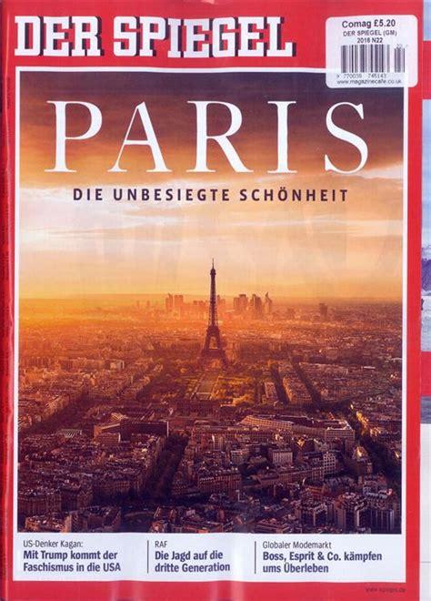 Dekor Spiegel by Der Spiegel Magazine Subscription Buy At Newsstand Co Uk