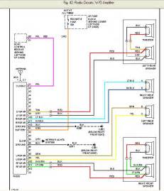2000 chevy silverado radio wiring diagram techunick biz