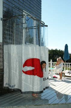 outdoors shower curtain 1000 images about outdoor mud room on pinterest outdoor