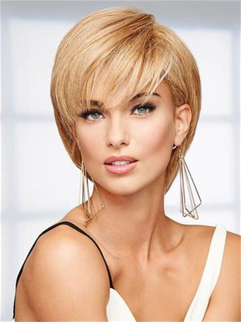hair bangs tucked ear raquel welch wigs and hairpieces tagged quot short quot page 2