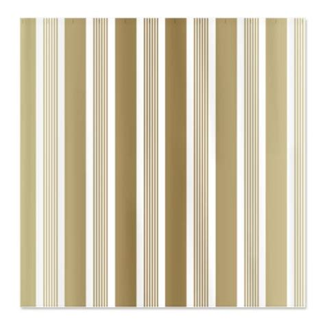Beige And White Striped Curtains Makanahele Category Striped Shower Curtains