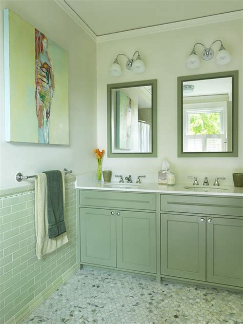 Bathroom Tiles Ideas 2013 how to use green in bathroom designs