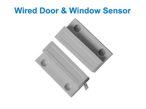 10 pairs new wired door window sensor magnetic switch home