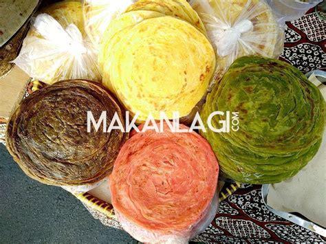 roti maryam warna warni    malang makanlagi
