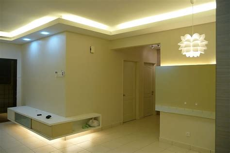 cost of plastering room plaster ceiling design renovation malaysia