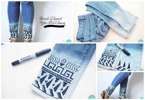 como decorar unos jeans 5 ideas diy para customizar tus vaqueros viejos en casa