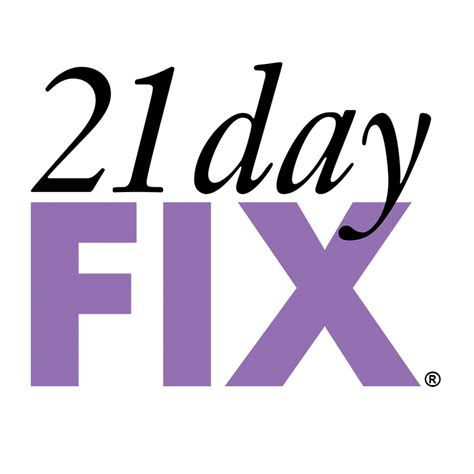 fixer logo 21 day fix so cal socal