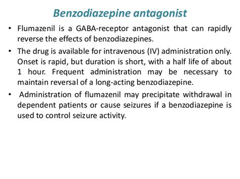 Perils Of Rapid Benzo Detox by Antianxiety Drugs