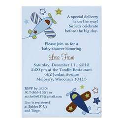 zoom along airplane baby shower invitations 5 quot x 7 quot invitation card zazzle
