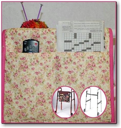 tote bag pattern for walkers walker tote bag free pdf sewing pattern video tutorial