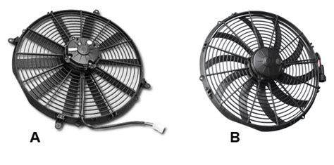 electric cooling fans for rods electric fan