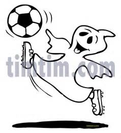 free drawing halloween ghost soccer bw category valentines easter timtim