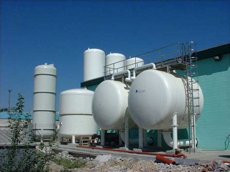 vacuum swing adsorption airgases project