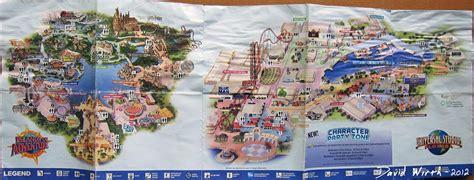 islands of adventure map orlando florida universal studios part 1