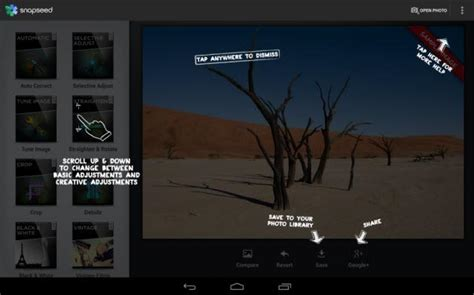 snapseed for android snapseed for android slide 1 slideshow from pcmag