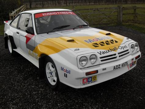 opel rally car jason lepley motorsport period opel manta 400 rally car 2