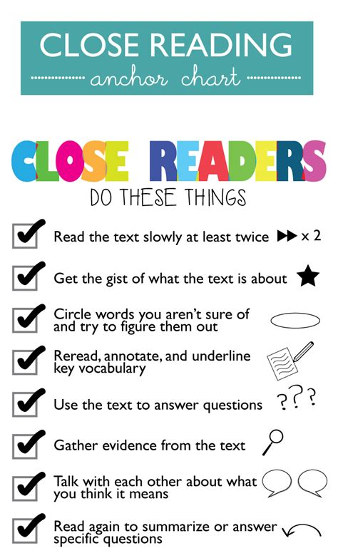 Step By Step Readings In For Iain Students Azhar Arsyad downloadable reading anchor chart fourthgradefriends reading anchor