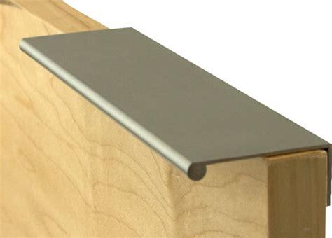 kitchen drawer finger pulls berenson ber 1061 4 finger pulls cabinet and drawer