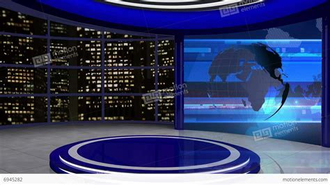 free green screen backgrounds news tv studio set 61 background loop stock