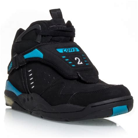 black basketball shoes converse aerojam larry johnson mens basketball shoes