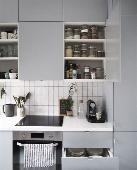 ikea kitchen ideas small kitchen best 25 grey ikea kitchen ideas on pinterest