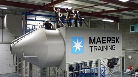 Mba Maersk International Shipping Education by Maersk Launches Hub Rescue Course Offshore Wind