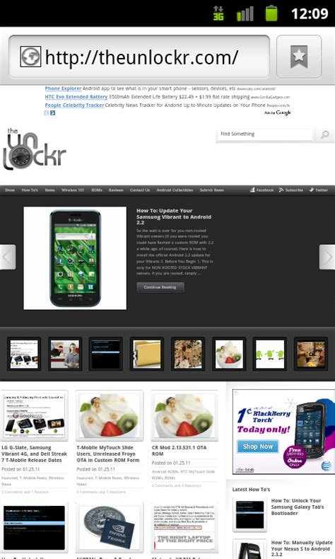 desktop version android how to android to display the desktop version of a website