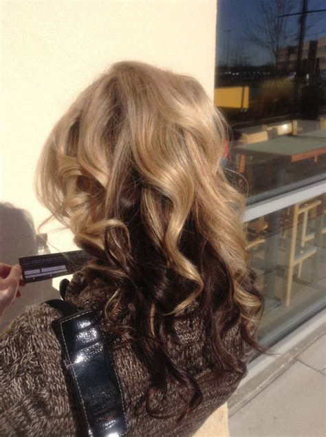 rose gold lowlights on dark hair 1000 images about hair on pinterest bright blonde hair