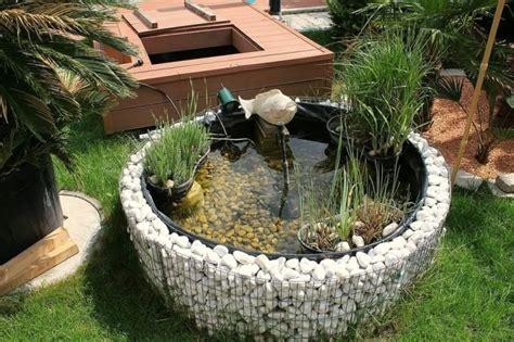 gartenbrunnen selber bauen bauanleitung wapdesire