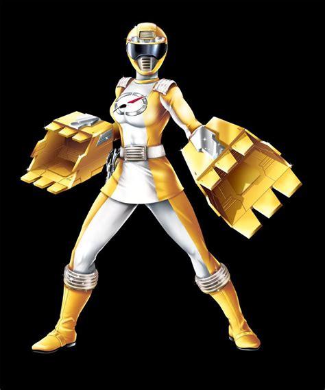 5 11 Beast Yellow Angka Orange power rangers operation overdrive yellow ranger by dxpro