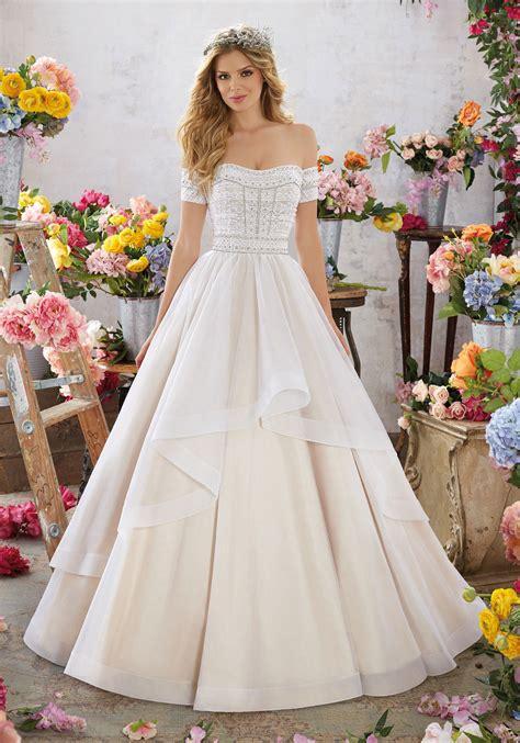 Madeline Dress Cantik voyag 233 collection wedding dresses bridal gowns morilee