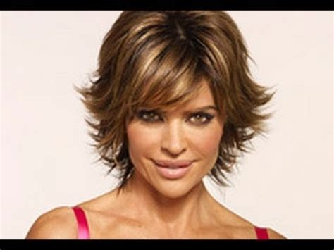 hairdresser for rinna part 1 of 2 how to cut and style your hair like lisa
