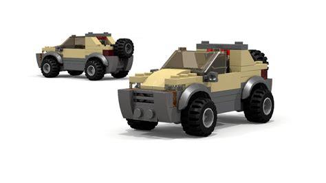 tutorial lego 4x4 red jeep lego 4x4 car tutorial youtube