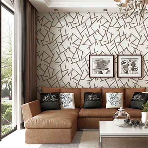 decorazioni pareti soggiorno decorazioni geometriche per pareti fotogallery donnaclick