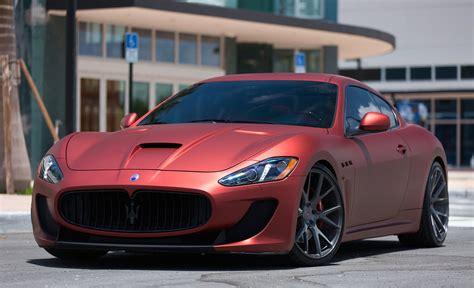 Maserati Granturismo Matte