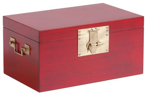 Decorative Storage Boxes For Closets by Canton Decorative Box Traditional Storage Bins And