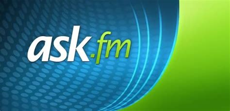 askfm for blackberry ask fm iphone app unquestionably forgotten android and